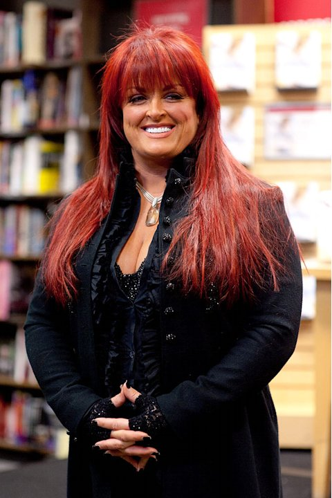 Wynonna Judd Bk Signing