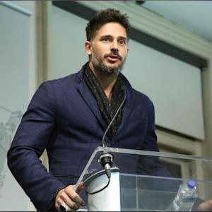 Joe Manganiello Talks About His 'Evolution' In New Book