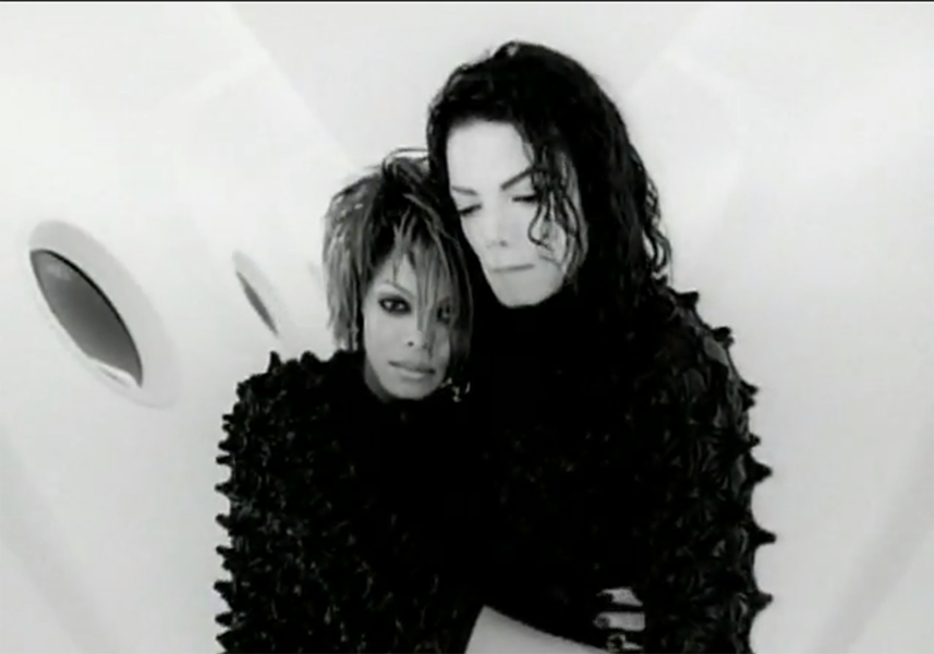 """Scream,"" by Michael & Janet Jackson"