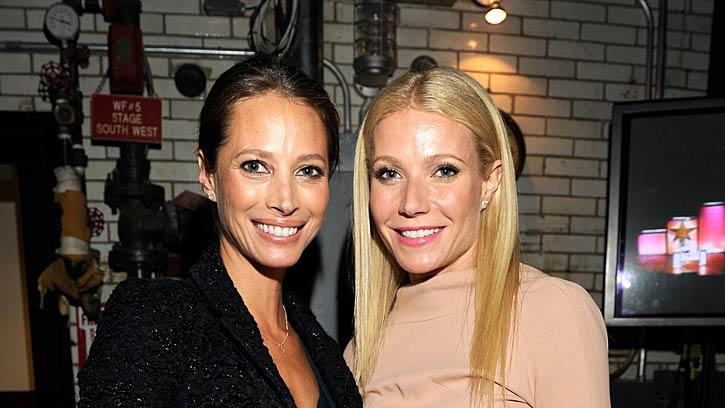 Turlington Paltrow Goodhouse Keeping