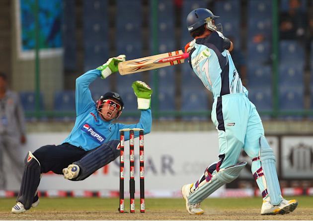 NSW Blues v Sussex Sharks:  Airtel Champions League Twenty20