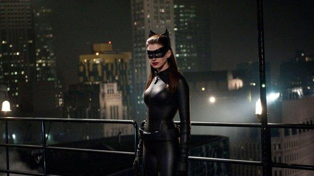 Anne Hathaway in 'The Dark Knight Rises' -- Warner Bros.
