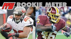 Rookie Meter: 2012 also historic year for rookie RBs