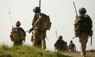 British Soldier Killed In &#39;Insider Attack&#39;