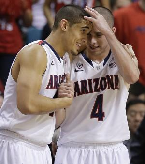 No. 4 Arizona runs away from Colorado 63-43