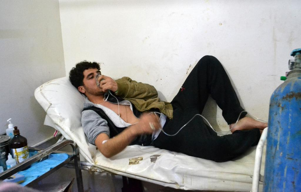 Global watchdog slams ongoing chemical arms use in Syria