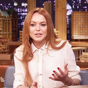 Lohan Sets Record Straight on Her and Oprah