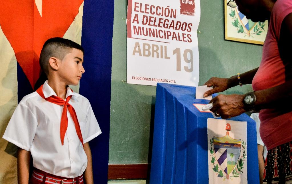 Dissidents on the ballot in historic Cuba vote