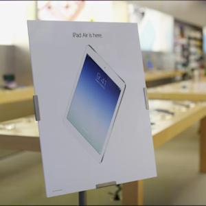 Target's $479 IPad Air Includes $100 Gift Card For Black Friday