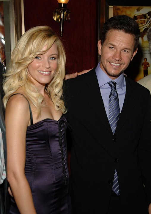 Elizabeth Banks Mark Wahlberg 2006