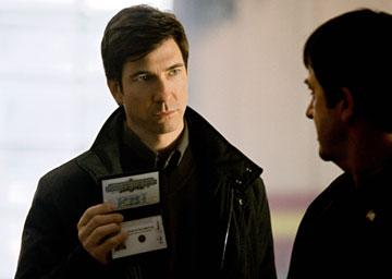 "Dylan McDermott TNT's ""The Grid"""