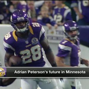 NFL Media Insider Ian Rapoport: Minnesota Vikings have no plans to trade running back Adrian Peterson