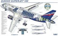 Black Box Sukhoi Superjet 100 Diteliti di Indonesia