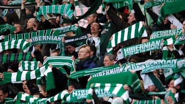 Hibernian FC, Scottish Premier League