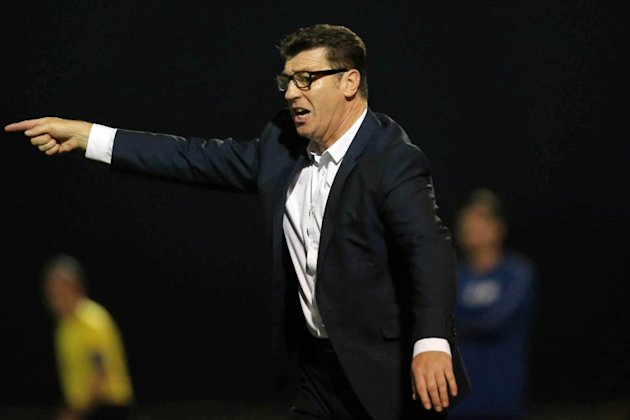 Roddy Collins is back…as manager of Derry City