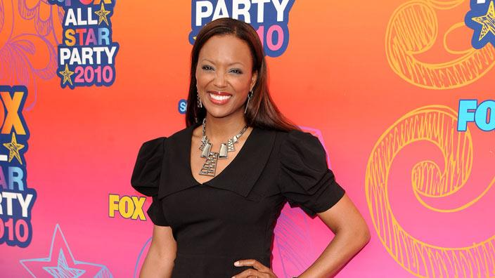 """Archer's"" Aisha Tyler arrives at the Fox 2010 Summer TCA All-Star Party on August 2, 2010 in Santa Monica, California."