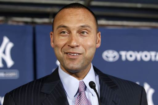 Jeter launches site to connect athletes to fans