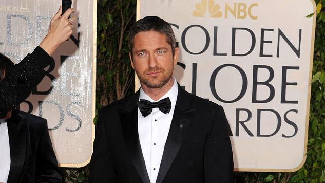 67th Annual Golden Globe Awards 2010 Gerard Butler