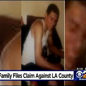 Family Of Man Fatally Shot By Sheriff's Deputies Files Damages Claim