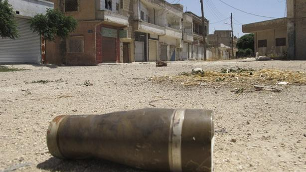 Syria Delivers an Ominous Warning About Its Chemical Weapons