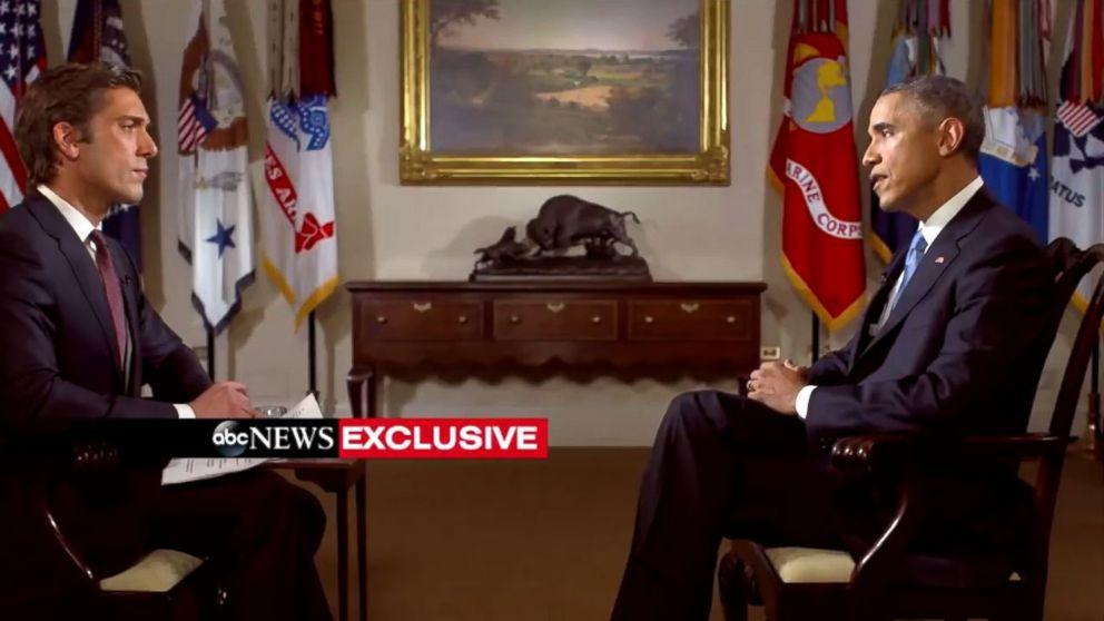 Exclusive: Obama Doesn't Rule Out Presidential Visit to Cuba: 'Let's See'