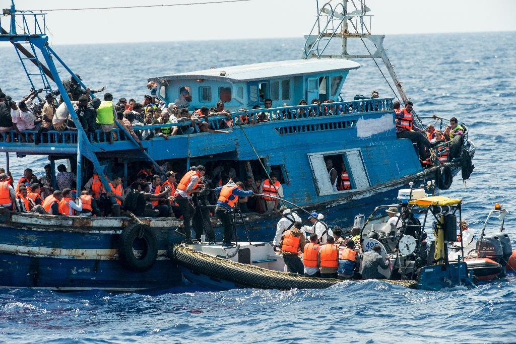Italy arrests ten traffickers over migrant boat deaths