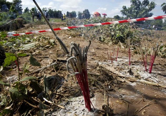 DVI blog: 39 bodies recovered after Laos plane crash ...