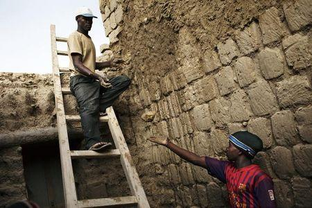For green, comfortable homes, Mali turns to mud - TRFN