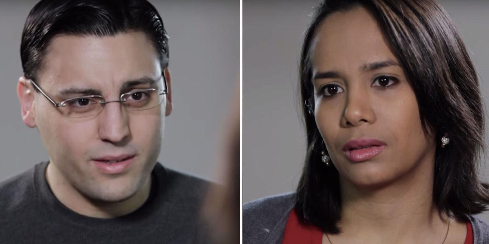 Watch a Married Couple Confront Each Other About Their Other Sexual Partners