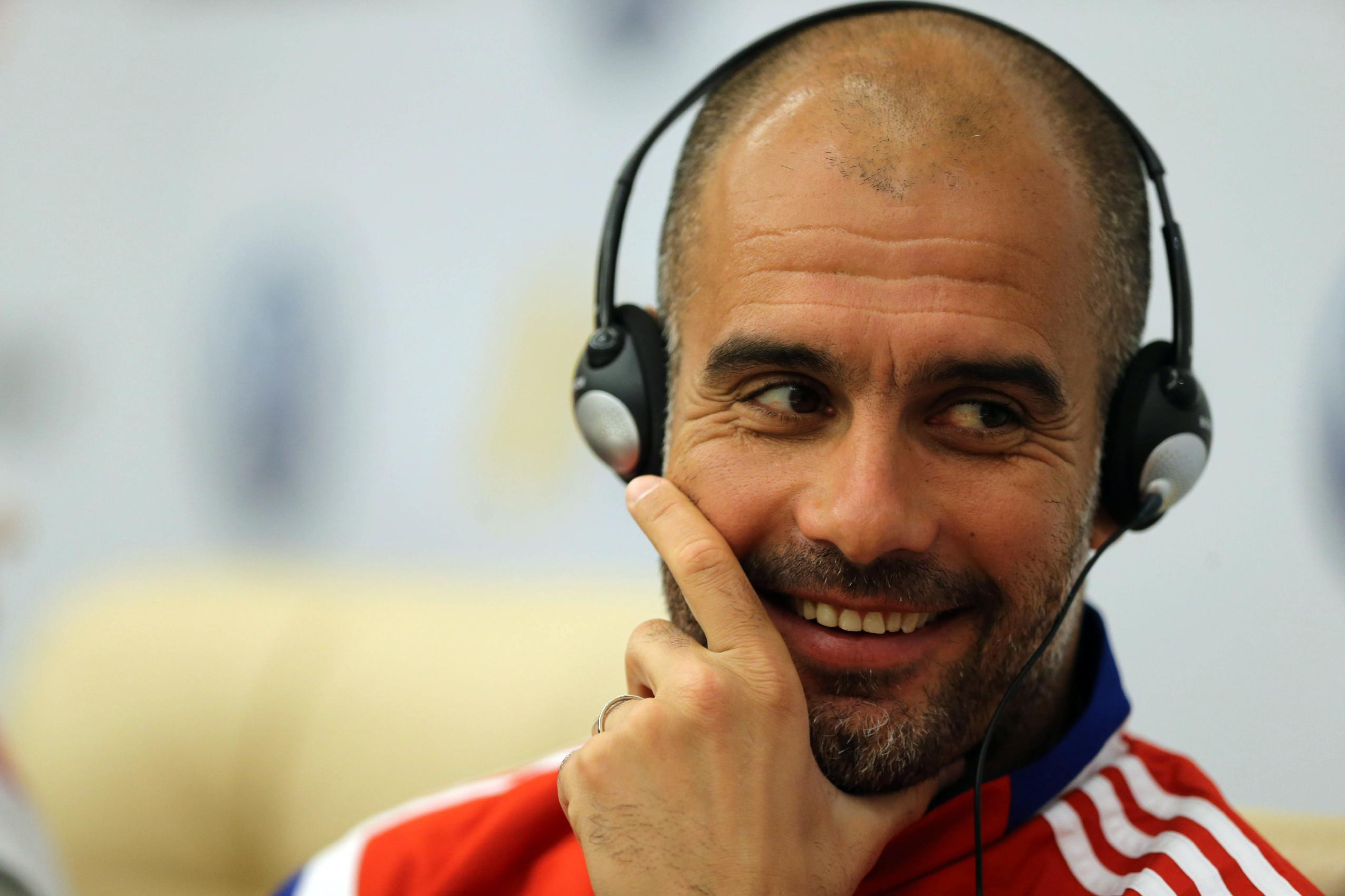 Bayern in no rush to extend Guardiola's deal