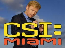 It's Official: CBS Cancels CSI: Miami'
