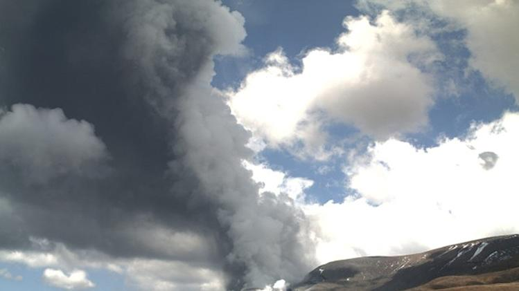 New Zealand volcano erupts; dozens of hikers safe