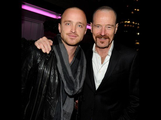 Walter White &amp; Jesse Pinkman From &amp;#34;Breaking Bad&amp;#34;