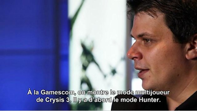 Crysis 3 - EA Gamescom 2012&nbsp;&hellip;