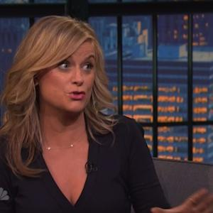 Amy Poehler's Inappropriate Sexual Harassment Drawings