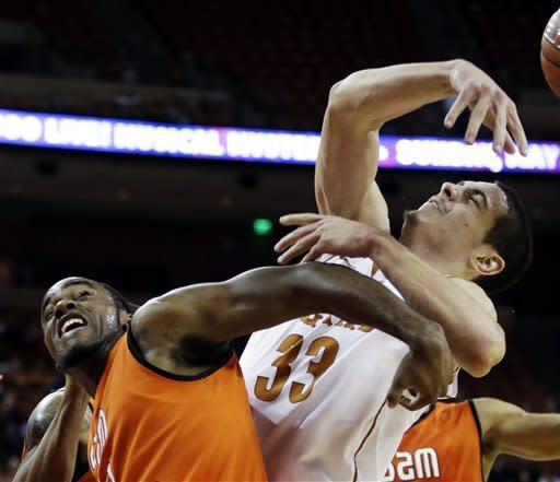 McClellan helps Texas beat Sam Houston State 65-37