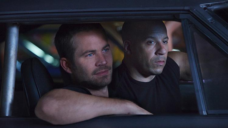 Fast Five Universal Pictures 2011 Paul Walker Vin Diesel