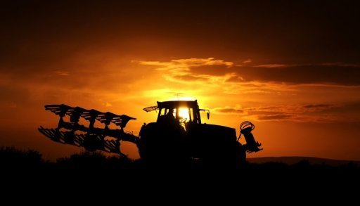 &lt;p&gt;A farmer drives a tractor through a field in Germany. The international community is gathering in Italy for World Food Day on Tuesday with a round of UN-hosted talks on how to keep global food prices in check and help prevent future commodity market crises.&lt;/p&gt;