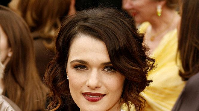 Rachel Weisz at The 79th Annual Academy Awards.
