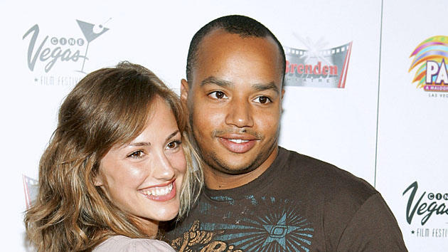 Minka Kelly, Donald Faison