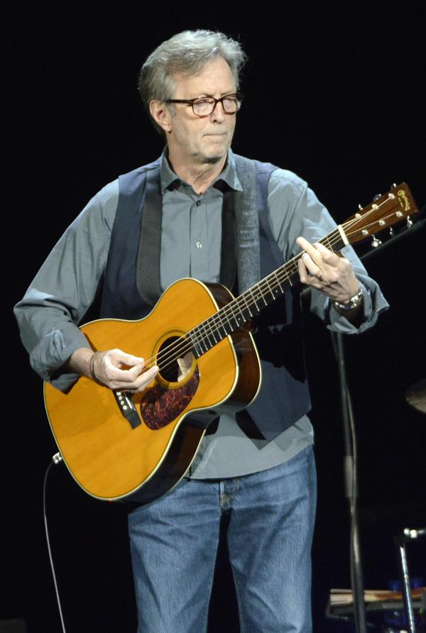 Eric Clapton Plans Acoustic Set, Allman Brothers Jam for Crossroads Guitar Festival
