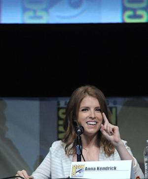 """Anna Kendrick attends the """"ParaNorman"""" panel at Comic-Con on Thursday, July 12, 2012 in San Diego, Calif. (Photo by Jordan Straus/Invision/AP)"""