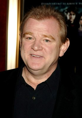 Brendan Gleeson at the NY premiere of Warner Bros. Pictures' Harry Potter and the Goblet of Fire