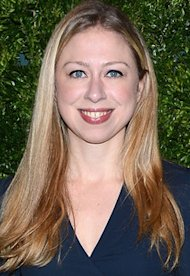 Chelsea Clinton | Photo Credits: Dimitrios Kambouris/Getty Images