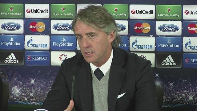 Mancini: 'Getting out of the group can't be called success'