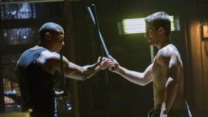 'Arrow's' David Ramsey: Diggle Will Bring Out Oliver's Humanity