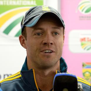 We aren't the underdogs: De Villiers