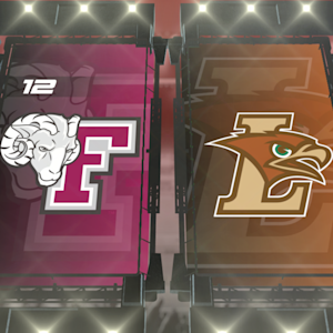 Patriot League Prime Plays: Fordham's Chase Edmonds Puts On Another Show