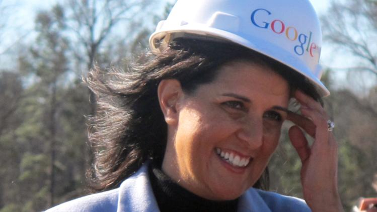 Google investing $600 million more in SC center
