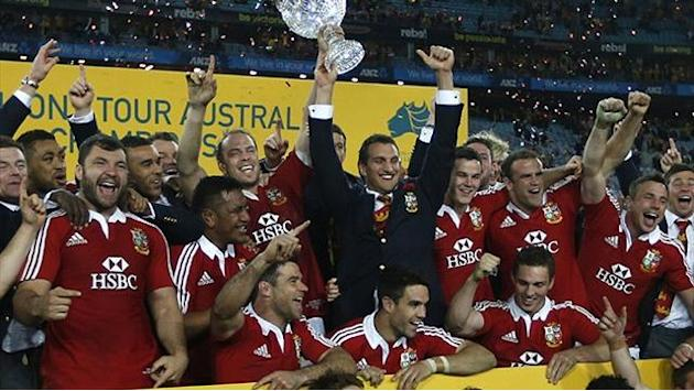 Lions Tour - Australia boasts tourist boom, thanks to rugby